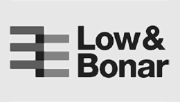 Low and Bonar logo