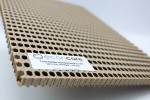 EconCore'S new honeycomb cores made with SABIC's NORYL GTX™ resin deliver high heat performance and potential for recyclability for EV batteries and photovoltaics structures